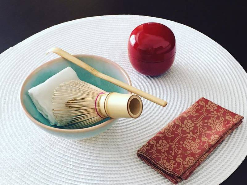 【明大前】正座をしない茶道。有結流のテーブル茶道教室(初回)の画像