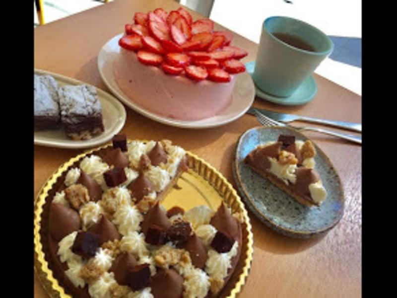 お菓子作りを楽しみましょう!の画像