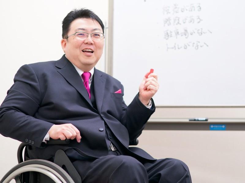 今なら間に合う!仕事に活かせる車椅子対応のノウハウ の画像