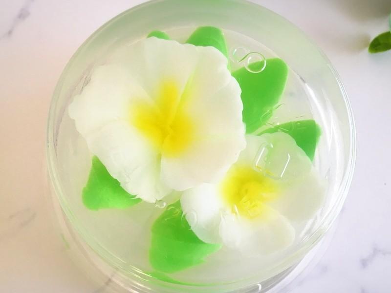 食べられるお花・フラワーゼリーの画像