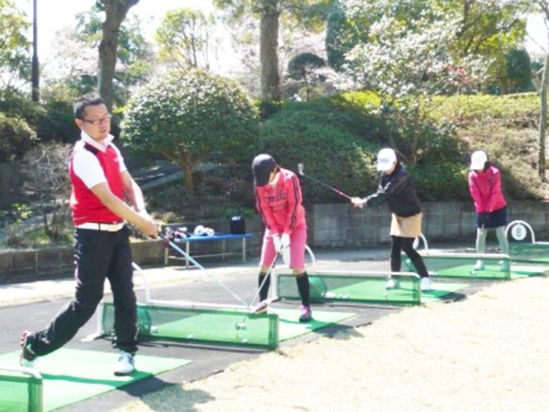 ゴルフ体験レッスン!!(お1人様1回限定)の画像
