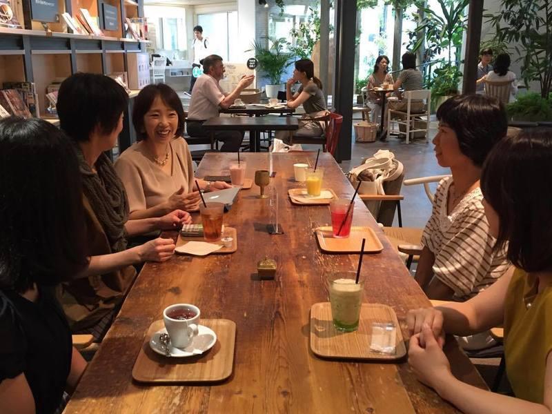 美しさを引き出す印象力アップ/神戸格上げおしゃれ入門体験お茶会講座の画像