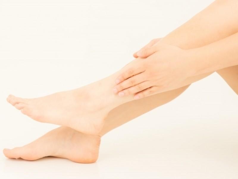 健脚美になるためのお灸&足つぼリンパケア講座の画像