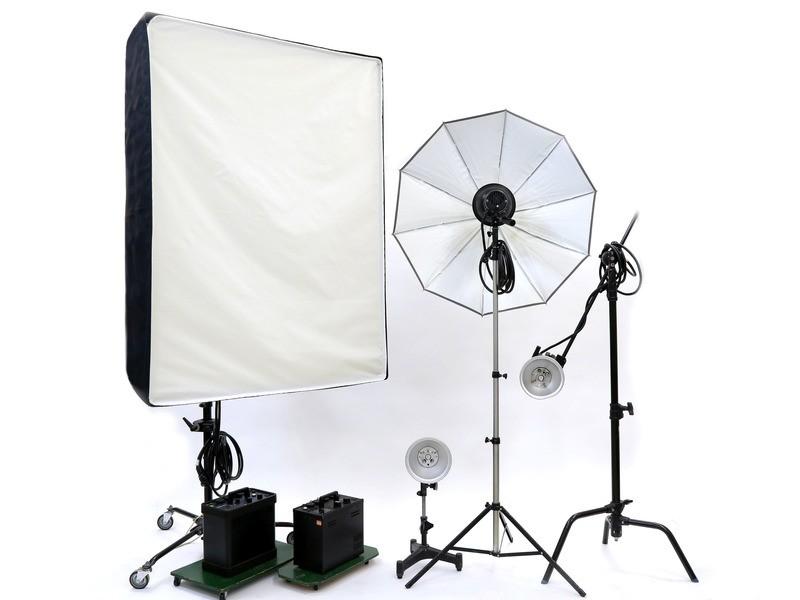 プロカメラマンから学ぶ-スタジオ撮影-の画像