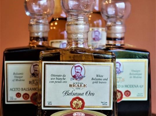 オリーブオイルとバルサミコ酢を学びながらワインとお食事を楽しむ会の画像