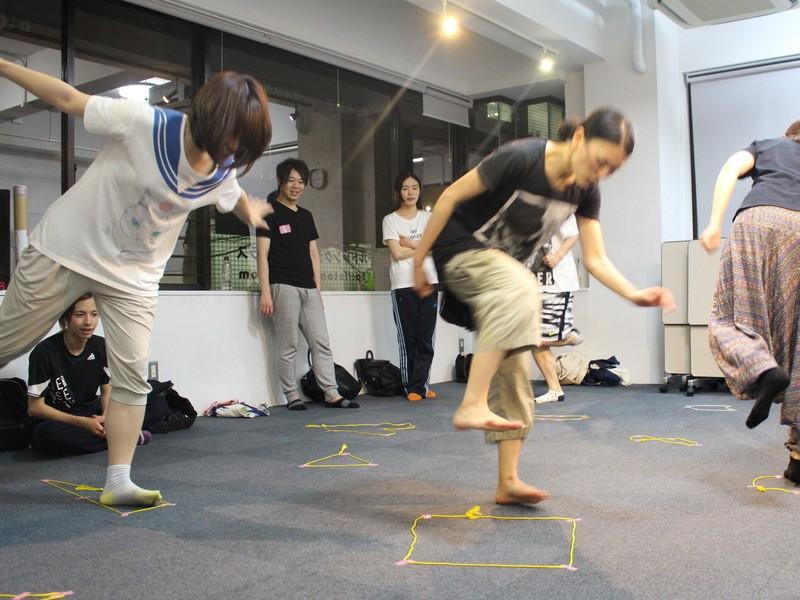 国際的な演技講師から学ぶスタニスラフスキーコース 体験参加の画像