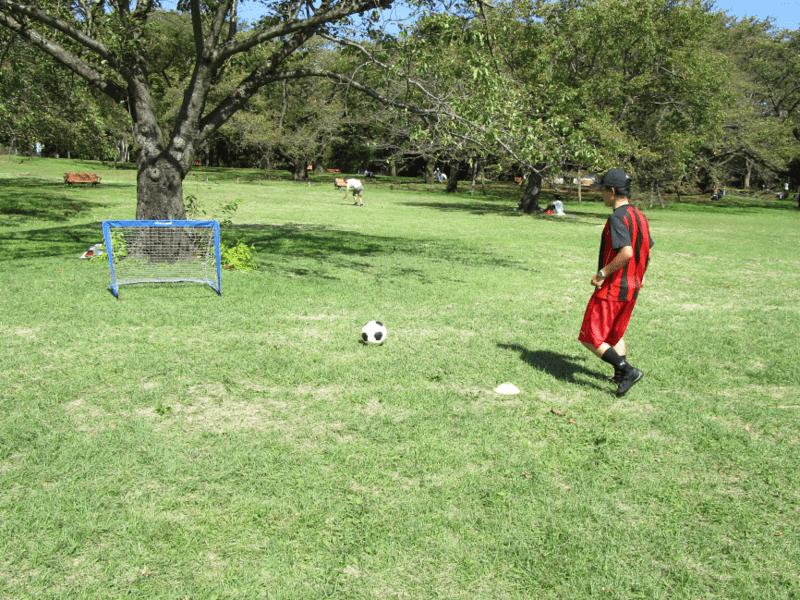 【初心者でもOK】初めてのサッカー教室-基礎を身に付け始めよう-の画像