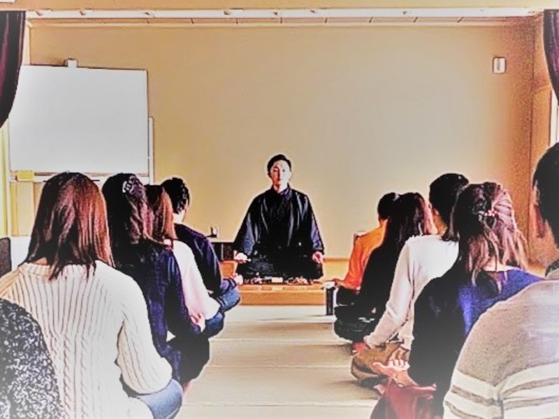 お坊さんから教わる!はじめてのマインドフルネス瞑想教室の画像