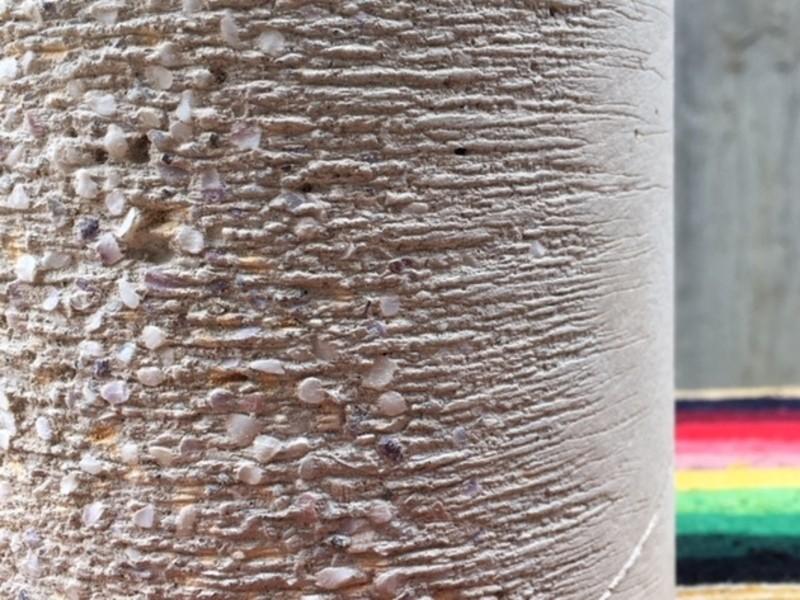 左官職人直伝!自然素材を使ったモルタル植木鉢づくりの画像