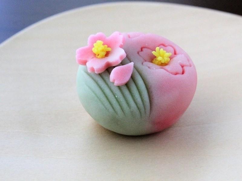 【和菓子を作ろう】いよいよ桜の季節です!和菓子で桜を満喫しよう♪の画像