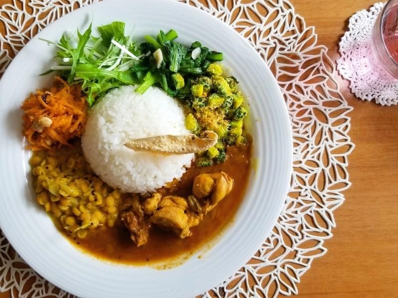 アーユルヴェーダ料理単発教室!季節の食材で作るスリランカ料理の画像