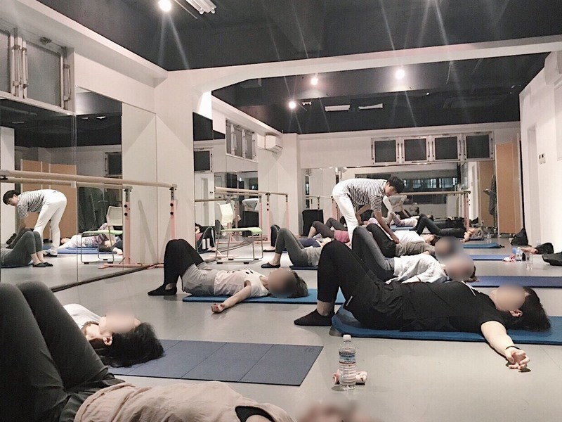 床バレエ インストラクター養成講座ベーシックコースの画像
