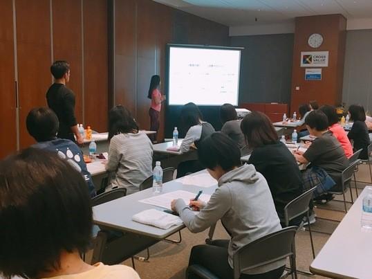 【大阪・女性限定】日常の立ち方と食べ方で健康&ハッピーセミナーの画像