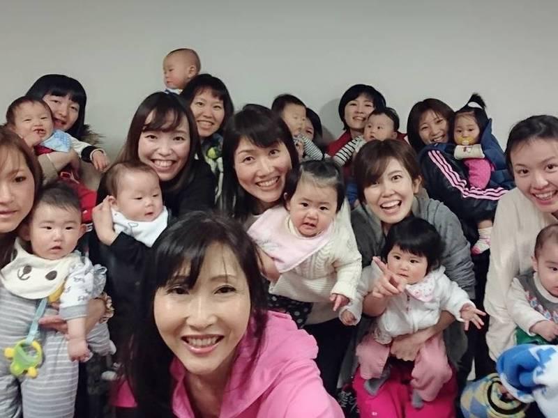 大野開催『親子ヨガ』でママの不調を緩和し親子の絆を深めママ力をUPの画像
