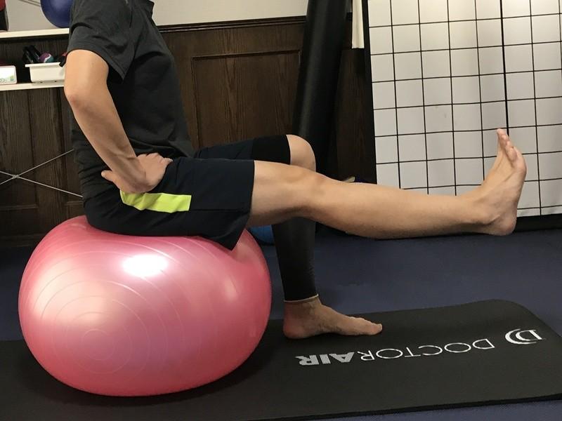 病院じゃ教えてくれない 膝関節機能アップエクササイズの画像
