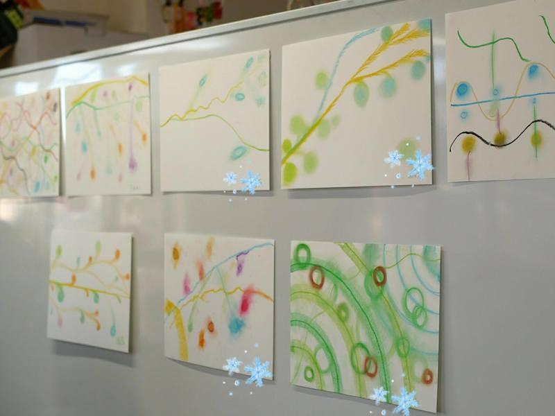 へたっぴ先生が絵を無心で楽しく描けるようになるアート教室の画像