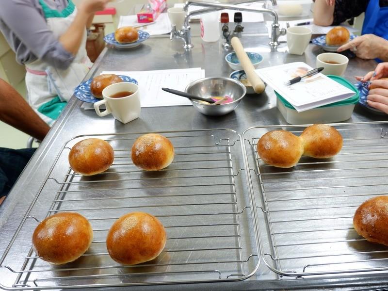 京都『はじめての天然酵母パン あんぱん』の画像