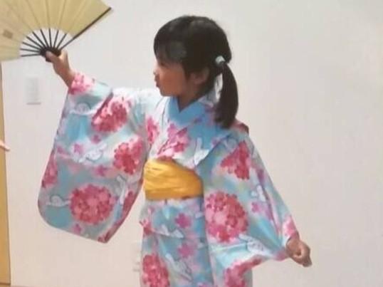 親子で触れる日本文化〜地唄舞(日本舞踊)体験会【三鷹稽古場】の画像