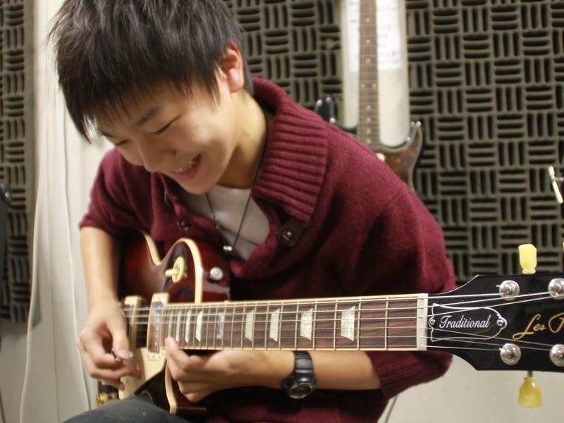 弾きたい曲の為のカリキュラム満載 好きな曲をギターで弾こうの画像
