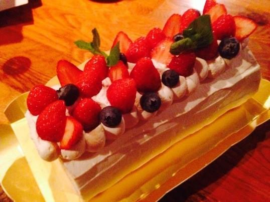 簡単に!ロールケーキを作ろう!の画像