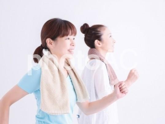 【女性向け】4/14 美脚になれるウォーキング at 大阪城の画像