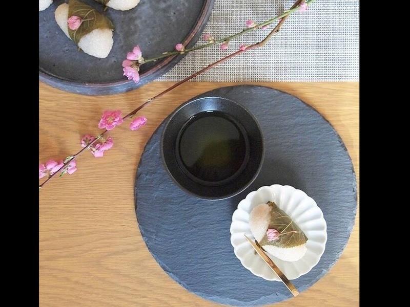 日本茶、ことはじめ。~きき さくらもち~の画像