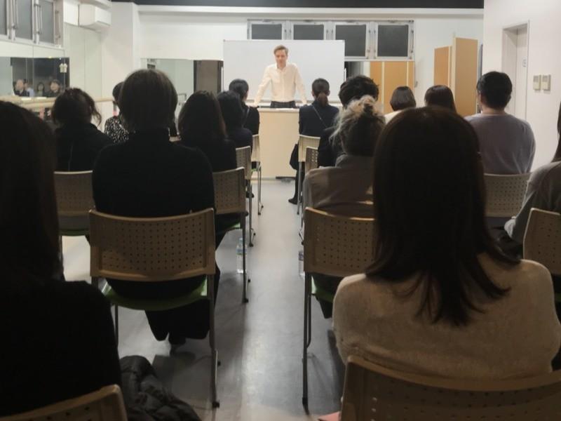 竹田純によるプチ・プレゼンテーションの画像