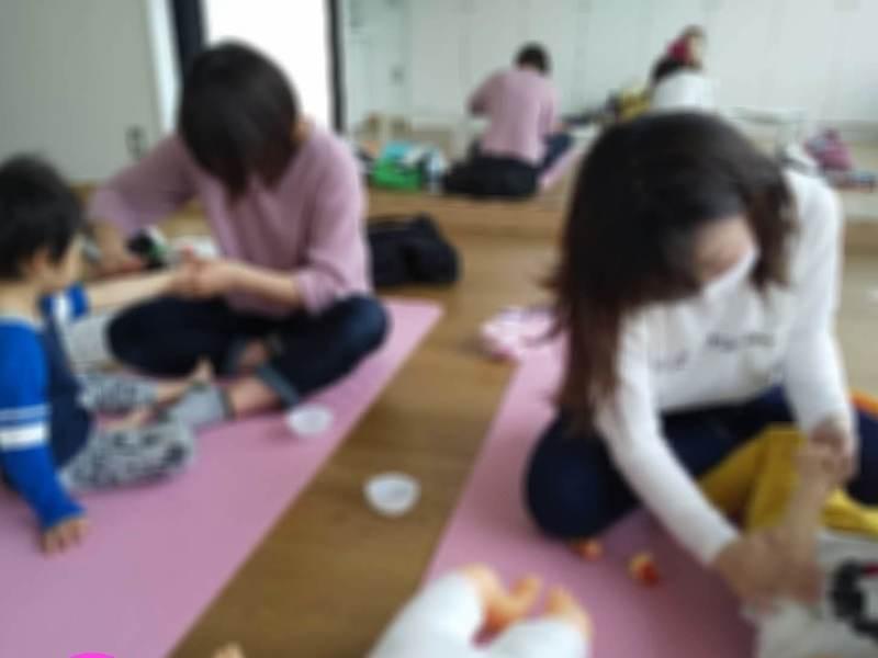【オンライン可】子育てを楽(ラク)にする1~6歳児へのマッサージの画像