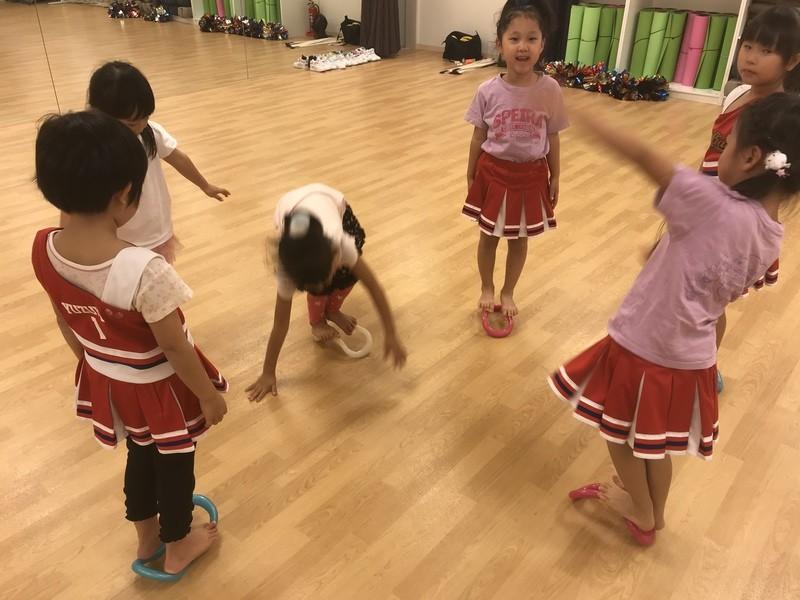 【船橋】チアダンス(小学生クラス)の画像