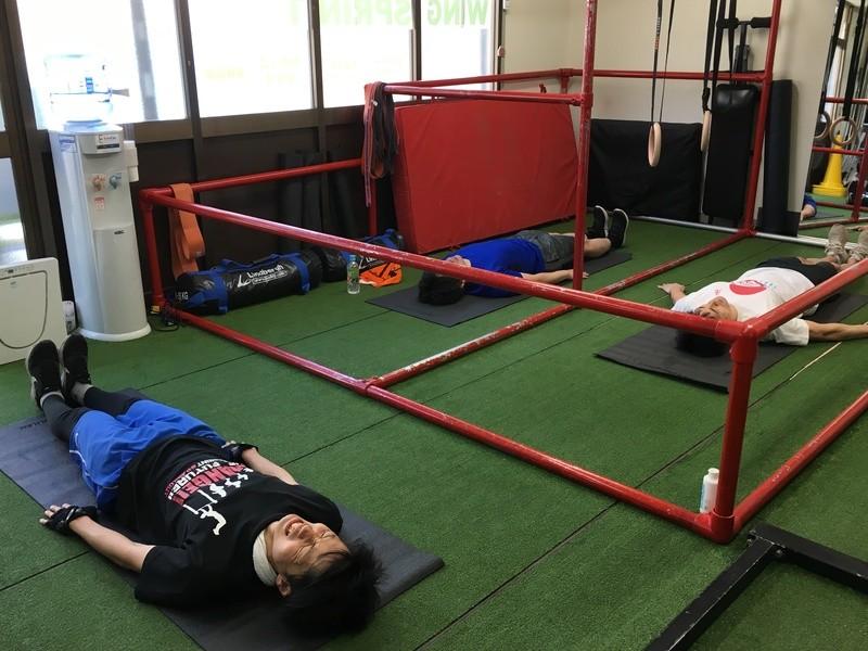 運動初心者でも安心、体幹強化スタビライゼーショントレーニングの画像