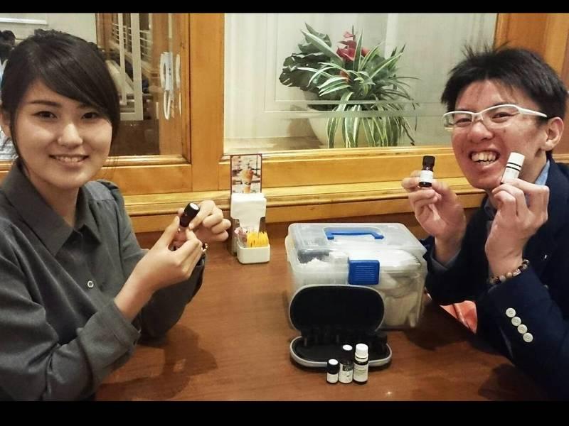 <プチアロマ診断付き>アロマ博士による魅力アップ香りセミナーの画像
