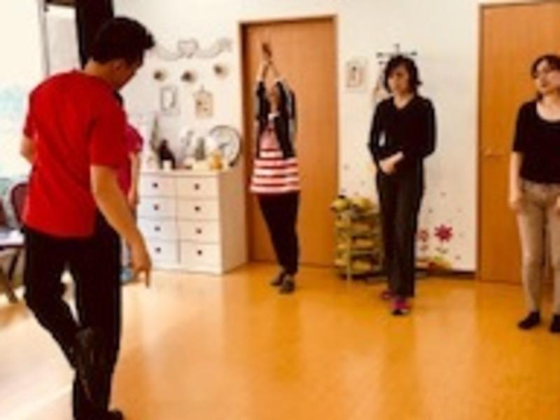 ウォーキング 美しい姿勢と歩き方の教室の画像