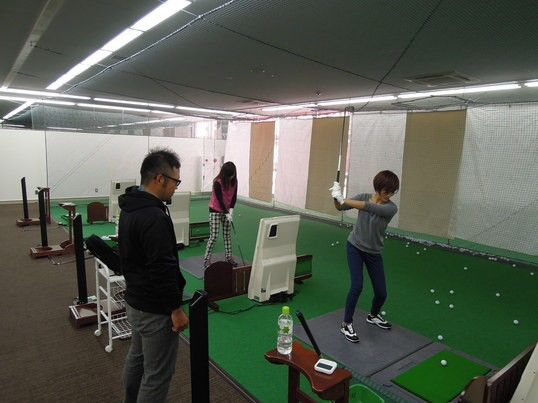 【初心者歓迎】 仕事帰りの夜ゴルフの画像