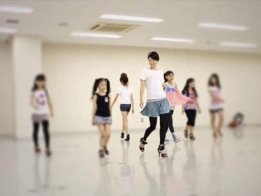 【オンライン】【少人数】キッズ・ジュニアモデルファッションショーの画像