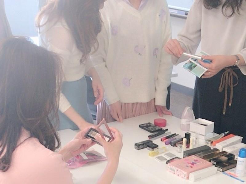 2018年化粧品&メイクアップトレンド最前線を徹底解説!(広島)の画像