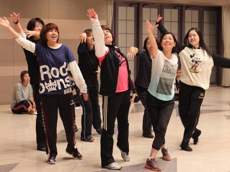 創作ダンス(コンテンポラリー)入門Ⅰの画像