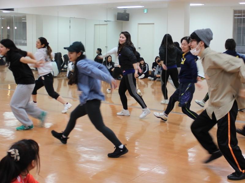 『リズムダンス振付Ⅰ』講座の画像