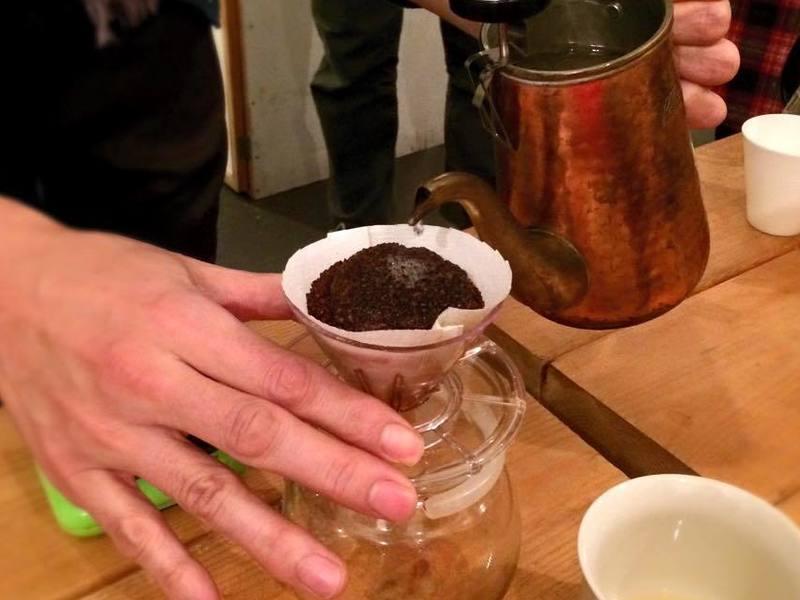 スペシャルティコーヒーを飲み比べ体験してみようの画像