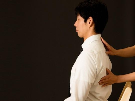 【マルイメン開催】姿勢から身体を変える!猫背・内巻き肩をリセットの画像