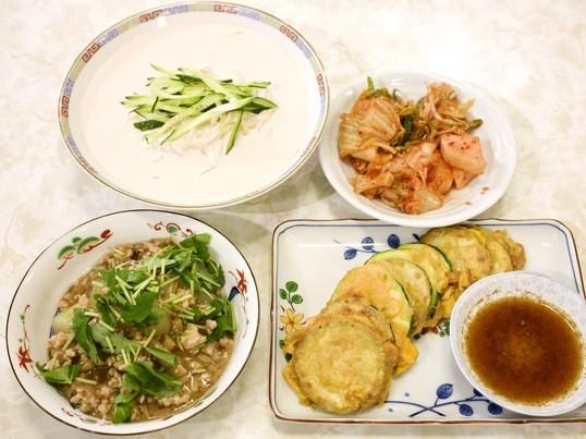 オンラインマンツーマンも可♪家庭で簡単!韓国料理コングクス‼︎の画像