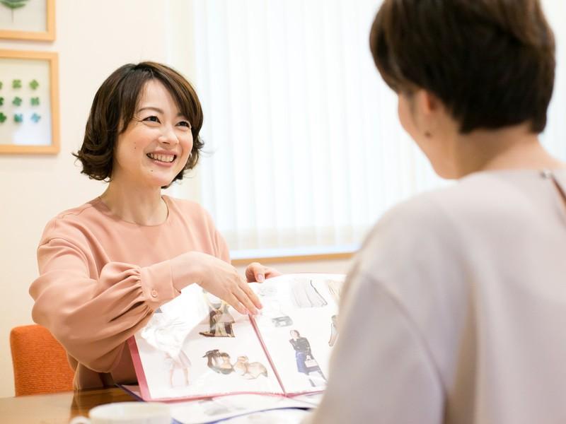 婚活女子の為のパーソナルカラー&骨格診断♡似合う選ばれコーデ学♡の画像