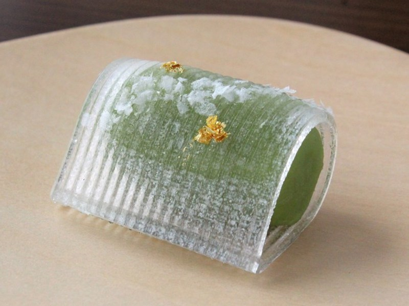 【夏の和菓子作り♪】「天の川」と練り切り「富貴草(牡丹)」に挑戦!の画像