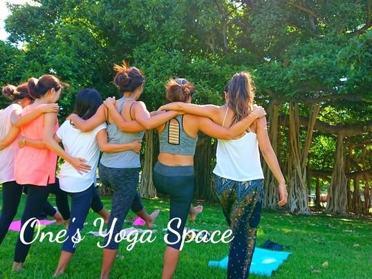 One's Yoga Space 渋谷でヨガ ◎初心者さん大歓迎◎の画像