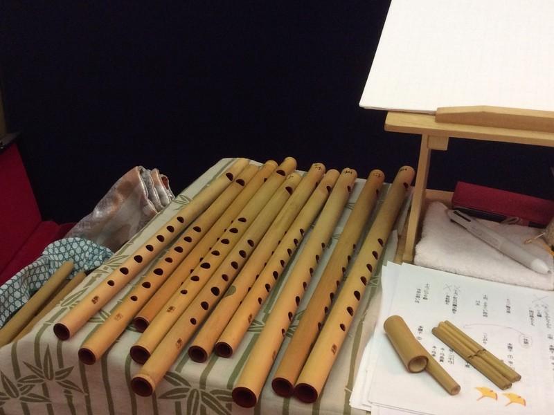 【 楽器未経験・不器用歓迎! 】誰でも音が出せる篠笛体験講座の画像