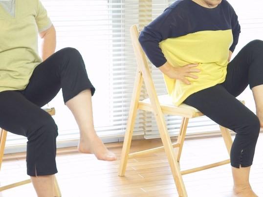 健康シニアヨガ〜50歳からのヨガ〜無理なく身体を動かし健康な身体への画像