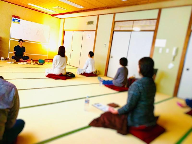 初心者向け・やさしいマインドフルネス瞑想会/日常のクオリティをUPの画像
