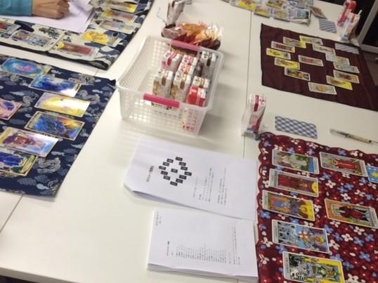 【中級】一期一会のタロット勉強会(ケルト十字・ヘキサグラム他)の画像