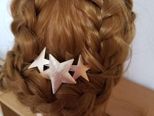3時間で編み込み&巻き髪&ヘアアレンジ伝授!プロのヘアセット付きの画像