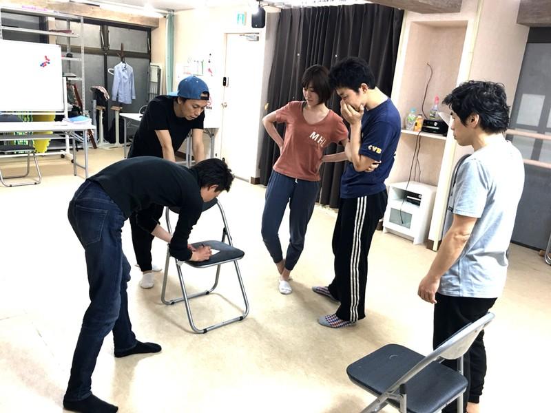 ★★インプロ(即興劇)形式で学ぶ、演技/演劇WS(経験者向け)★★の画像