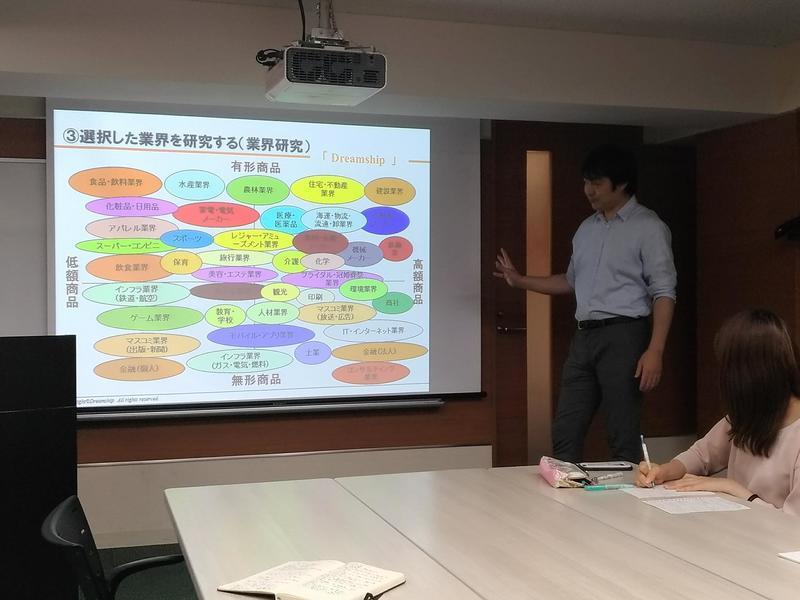 【東京20卒】「yumenofu就活セミナー~自己分析編①~」の画像
